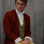 Colten Dunn as Linton Heathcliff in Wuthering Heights