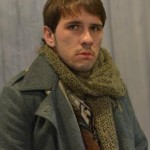 Thomas Russell Shears as Hareton Earnshaw in Wiuthering Heights