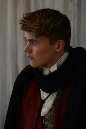 wuthering heights theatre of the winged unicorn colten dunn as linton heathcliff in wuthering heights