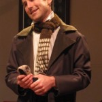 Andrew as Joe in What The Dickens! (2011)