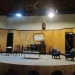 Set for Murder on the Nile 2012 by Stuart Pett