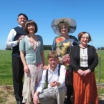 The Blisses and Clara (Hayfever 2012)