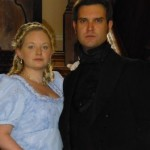 Alard and Stacey as Mr and Mrs Elton in Emma 2013