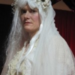 Heather as Miss Havisham