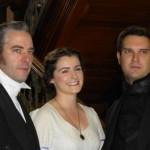 Tony, Maddie and Alard in Emma TWU 2013