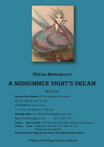 Poster for Midsummer